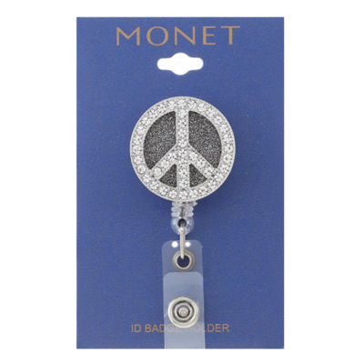 Monet Jewelry Id Badge Reel