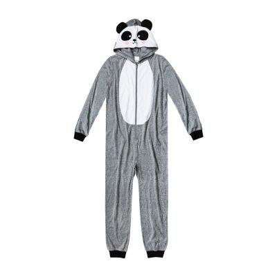 Arizona Panda Blanket Sleeper - Girls 4-16