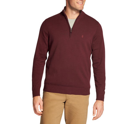IZOD Sweaters Long Sleeve Pullover Sweater