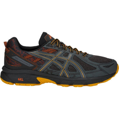 Asics Venture 6 Mx Mens Running Shoes Lace-up