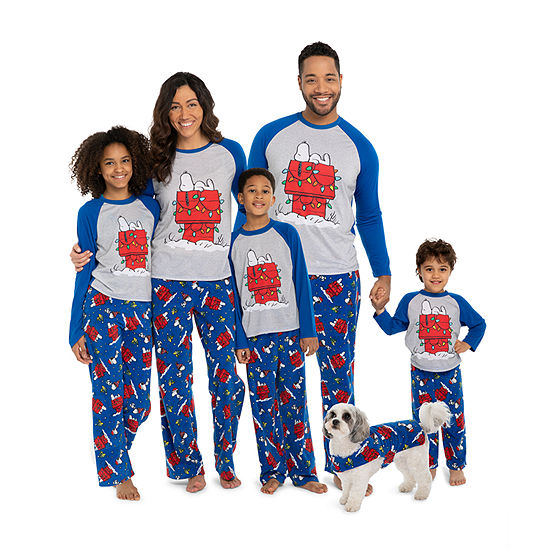 snoopy family pajamas - Snoopy Christmas Pajamas
