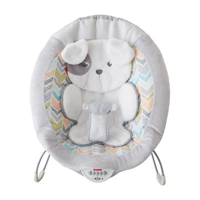 Fisher-Price Plush Puppy Bouncer
