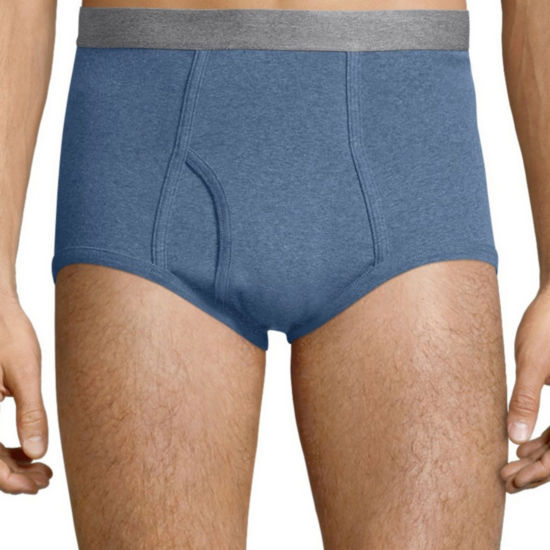 Stafford® 6-pk. Full-Cut Briefs - Big & Tall