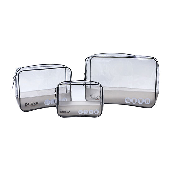 Dukap Accessories 3-pc. Waterproof Packing Cube Set