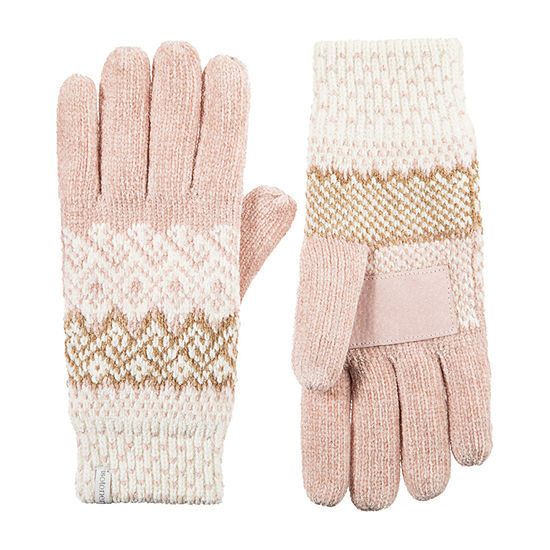 Isotoner Chenille Cold Weather Gloves