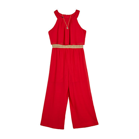 by&by girl By&By Girl Girls Jumpsuit - Big Kid