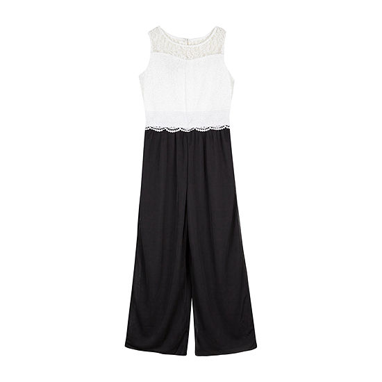 By&By Girl Jumpsuit - Big Kid