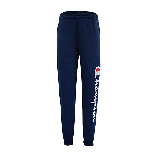 Champion Boys Core Script Jogger Jogger Pant - Toddler
