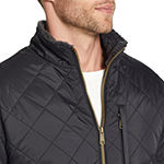 American Threads Sherpa Collar Midweight Quilted Jacket