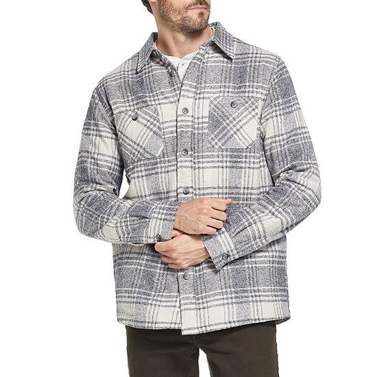 American Threads Shera Lined Midweight Shirt Jacket