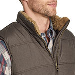 American Threads Sherpa Lined Mens Vest