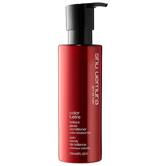 shu uemura Color Lustre Brilliant Glaze Conditioner- For Color Treated Hair