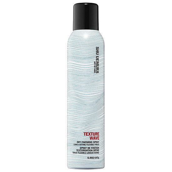 shu uemura Texture Wave Dry Finishing Spray