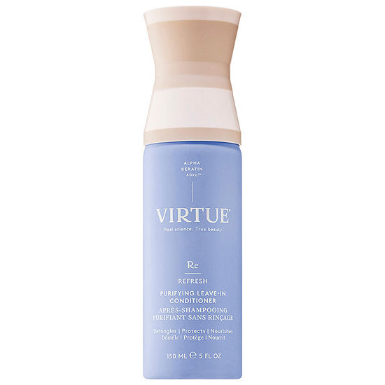Virtue Labs Refresh Purifying Leave-In Conditioner