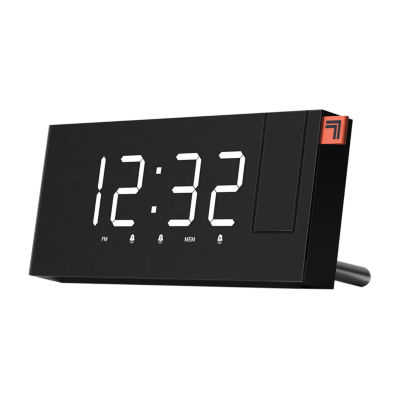 Sharper Image Alarm Clock Projector