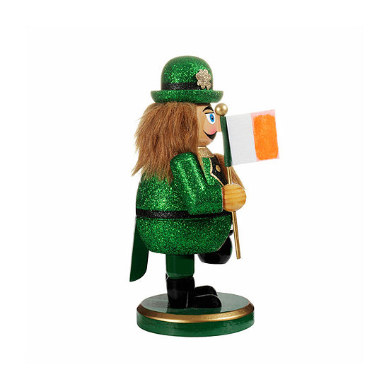 Kurt Adler 8-Inch Irish Nutcracker