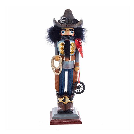 Kurt Adler 19-Inch Hollywood™  Cowboy Christmas Nutcracker