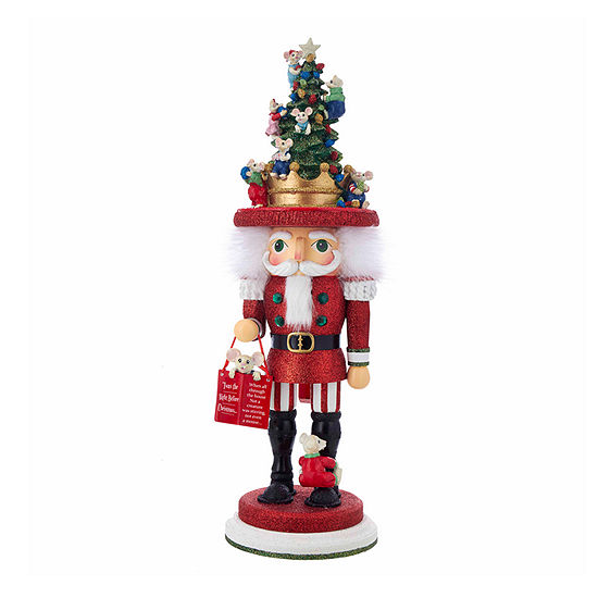 Kurt Adler 18-Inch Hollywood™ Night Before Christmas Mice Christmas Nutcracker