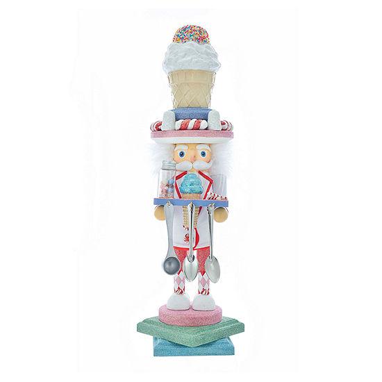 Kurt Adler 19-Inch Hollywood™ Ice Cream Christmas Nutcracker