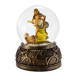 Kurt Adler 100mm Holy Family Musical Water Snow Globes