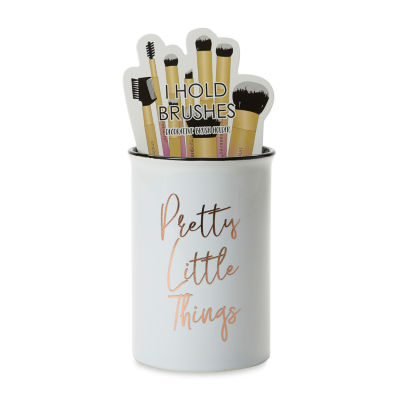Tri-Coastal Design Girls Night Bathroom Organizer