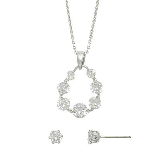 Mixit Hypoallergenic 2-pc. Jewelry Set