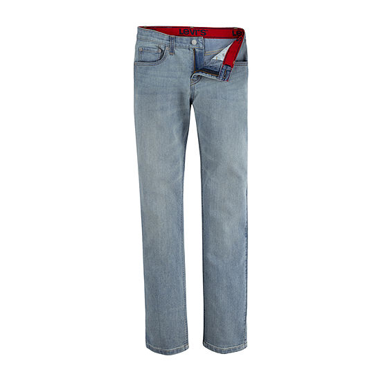 Levi's 511 Flex Stretch Big Boys Straight Classic Fit Jean