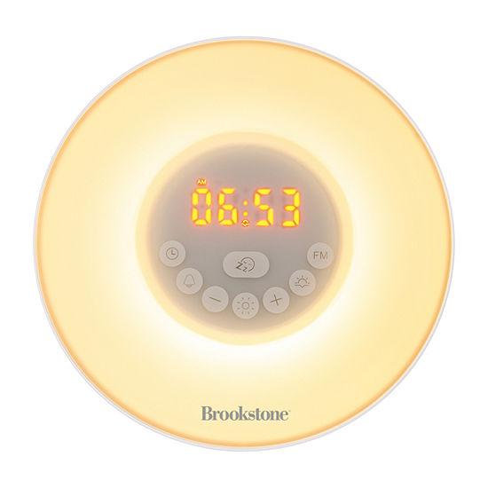 Brookstone Smart Wake Up Clock