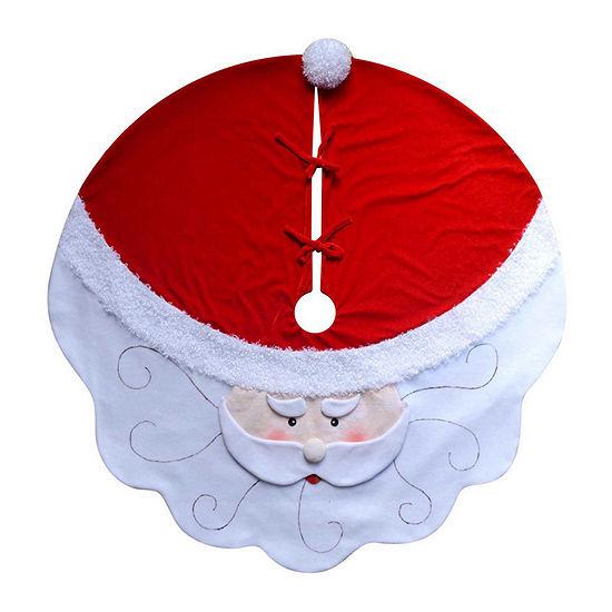 Kurt Adler Santa Tree Skirt
