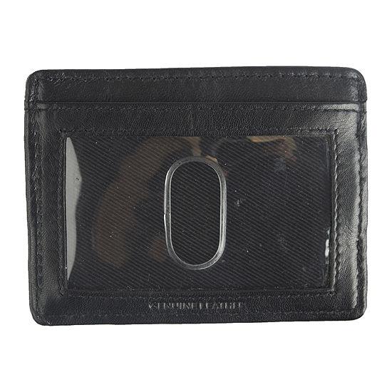 Stafford® RFID Money Clip Front Pocket Wallet, Color ...