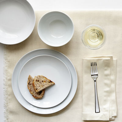 JCPenney Home™ Porcelain Whiteware Round Salad Plates