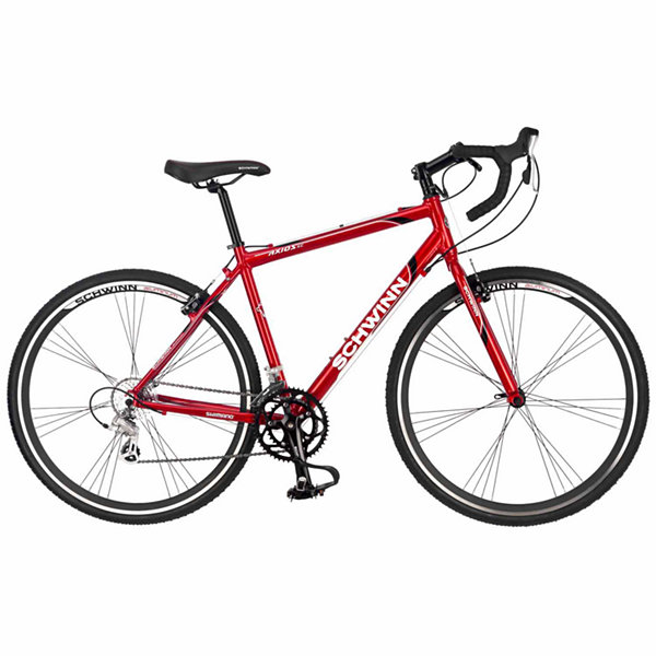 Schwinn Axios XC 700c Mens Drop Bar Road Bike