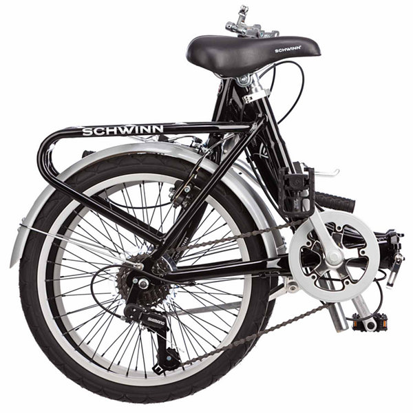 "Schwinn Loop 20"" Unisex Folding Bike"