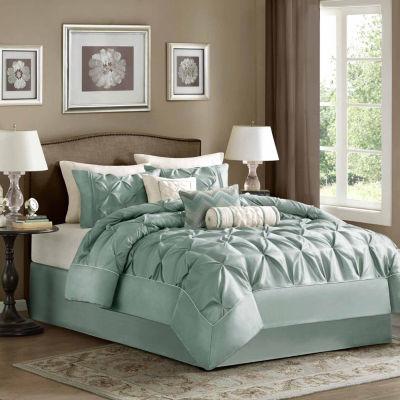 Madison Park Flora 7-pc. Comforter Set