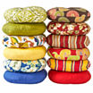 """18"""" Outdoor Bistro Chair Cushion Set of 2"""