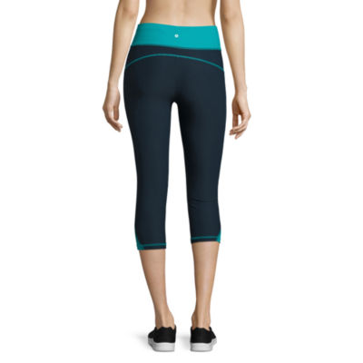 Xersion Mesh Workout Capris