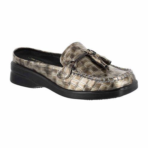 Easy Street Elliot Womens Slip-On Shoes