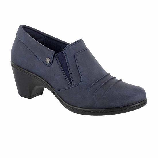 Easy Street Womens Bennett Slip-On Shoe Round Toe