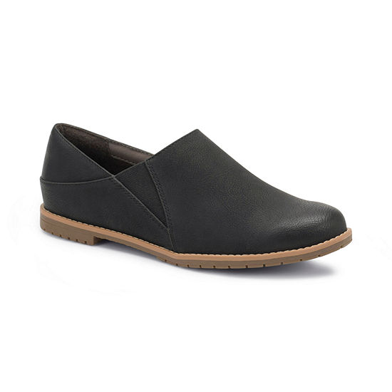 Eurosoft Womens Everett Slip-On Shoe Round Toe