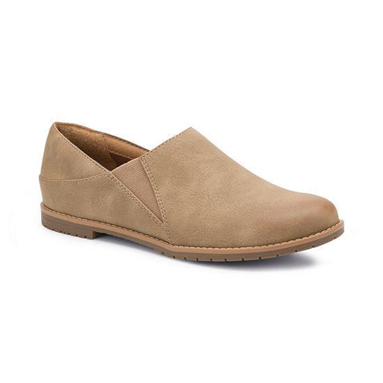 Eurosoft Womens Everett Slip-On Shoe Round Toe