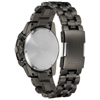 Citizen Mens Gray Bracelet Watch-Ca4377-53h