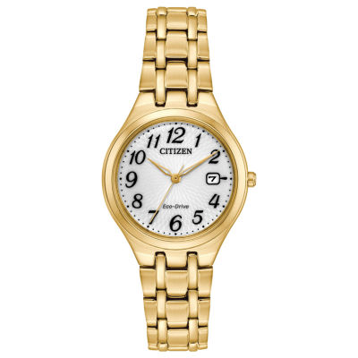Citizen Womens Two Tone Bracelet Watch-Ew2482-53a