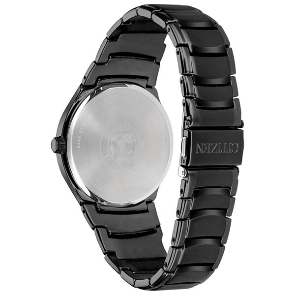 Citizen Mens Black Bracelet Watch-Aw1555-56g