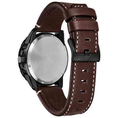 Citizen Mens Brown Bracelet Watch-Aw7045-09e