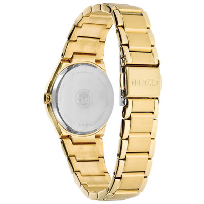 Citizen Womens Gold Tone Bracelet Watch-Fe2092-57p