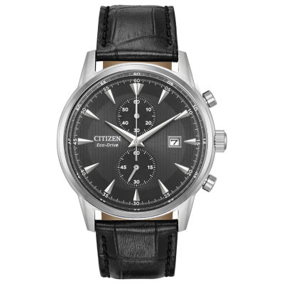 Citizen Mens Black Strap Watch-Ca7000-04h