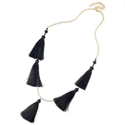 Bijoux Bar Womens Strand Necklace