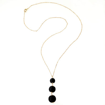 Bijoux Bar Girls Pendant Necklace