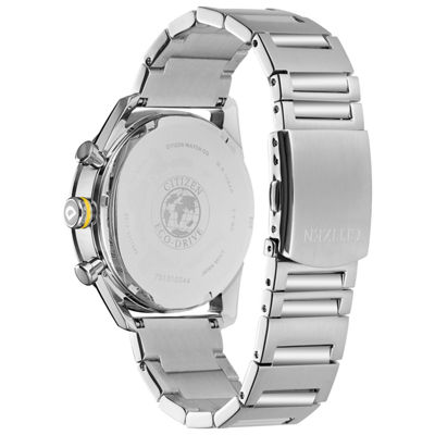 Drive from Citizen Mens Silver Tone Bracelet Watch-Ca0660-54e