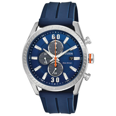 Drive from Citizen Mens Blue Strap Watch-Ca0661-01l